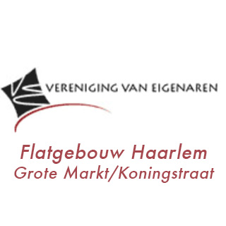 VVE Flatgebouw Haarlem Grote Markt/Koningstraat